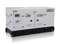 JDP-S50~S560 DIESEL GENERATOR  POWERED BY SDEC ENGINE