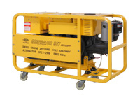 JDP8GF~15GF-F DIESEL GENERATOR ​ POWERED BY WATER-COOLDE ENGINE