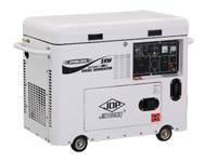 JDP3500~6000-LDE/LDEN/LDENS DIESEL GENERATOR ​ POWERED BY JDP178FAE~186FAE ENGINE