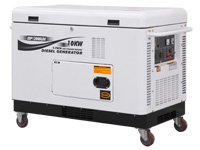 JDP12000-LHE/LDE DIESEL GENERATOR POWERED BY V-TWINE ENGINE