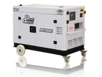JDP12000SC DIESEL GENERATOR ​ POWERED BY V-TWINE WATER-COOLED ENGINE