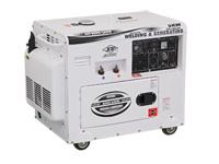JDP6000-LH(E)W/LDEW WELDING & GENERATING POWERED BY JDP186FA(E) ENGINE