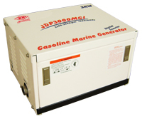JDP3000MIG MARINE GENERATOR POWERED BY JDP178F ENGINE