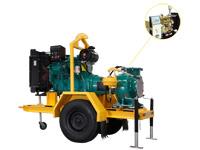 JDP200~300HW DIESEL WATER PUMP  POWERED BY CUMMINS ENGINE