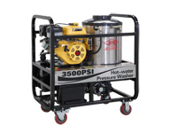 JDP3500PSI Hot-water Pressure Washer